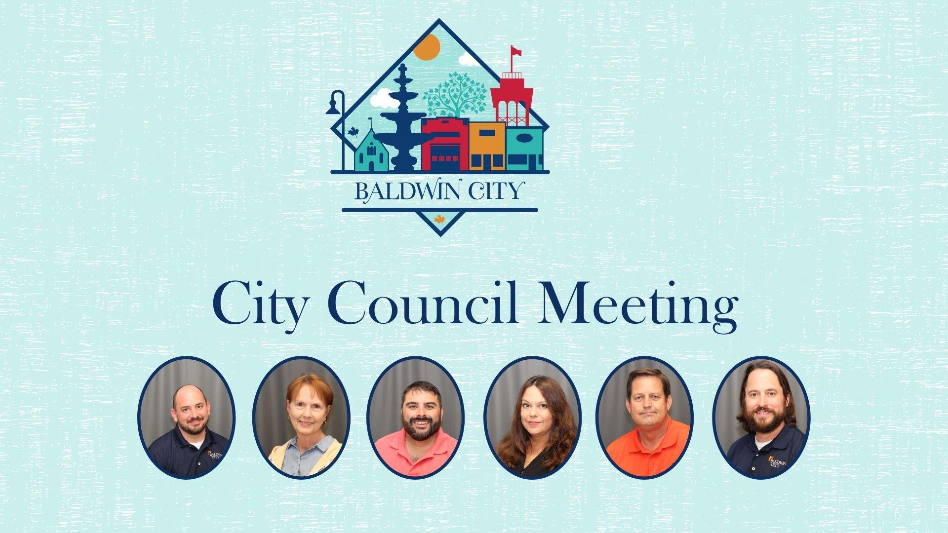 city council graphic