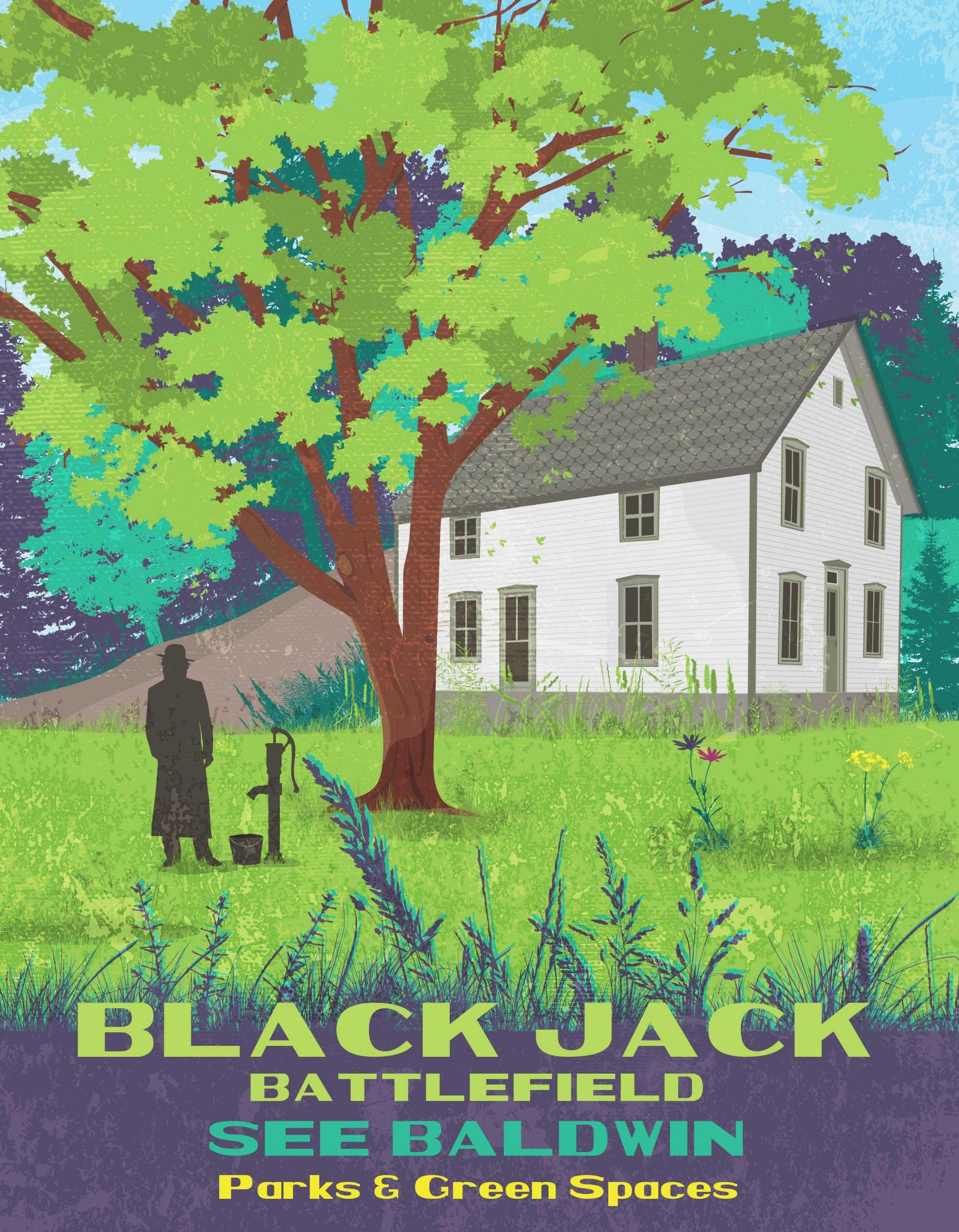 Black Jack Battlefield